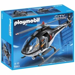Elicopterul fortelor speciale Playmobil