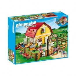 Ferma poneilor Playmobil