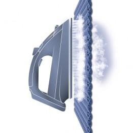 Fier de calcat Tefal Easygliss FV3930E0, putere 2300 W, capacitate 0.27 l, talpa Durilium