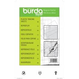 Folie pentru copiere tipare Burda Style