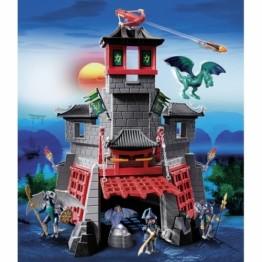 Fortul secret al dragonilor Playmobil