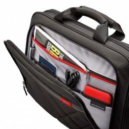 Geanta laptop Case Logic DLC115 , pana la 15.6 Inch , Negru