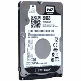 Hard disk Western Digital Black , 500 GB , SATA 3 , 32 MB , 2.5 Inch