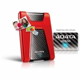 Hard disk extern A-Data Durable HD650 1 TB USB 3.0