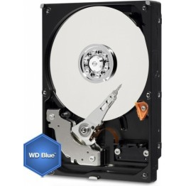 Hard disk intern Western Digital Blue , 4 TB , 5400 RPM , 64 MB , 3.5 inch