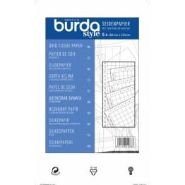 Hartie textila tip grila centimetru Burda Style