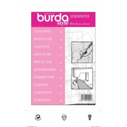 Hartie texturata Burda Style