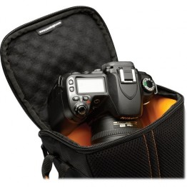 Husa camera foto SLR Case Logic, spuma eva, Case Logic SLRC-200-BLACK
