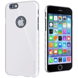Husa protectie Cygnett AeroGrip Feel Alb pentru iPhone 6