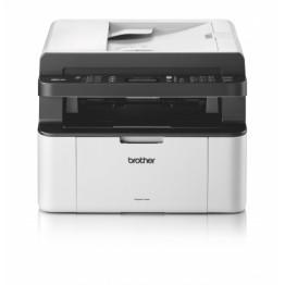 Imprimanta laser multifunctionala Brother MFC-1910W imprimare scaner copiator monocrom Wi-Fi