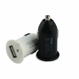 Incarcator pentru masina USB SSK SDC111 Negru