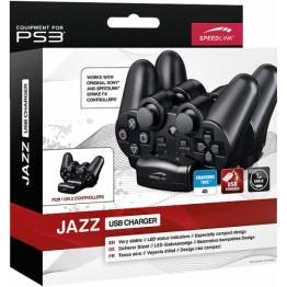Incarcator USB pentru PS3 SpeedLink Jazz