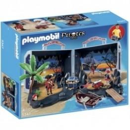 Insula Piratilor Playmobil