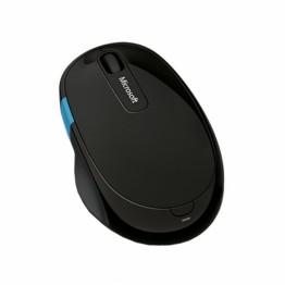 Kit wireless mouse si tastatura Microsoft Sculpt Confort