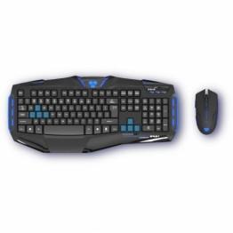 Kit tastatura si mouse E-Blue Cobra Reinforcement-Iron Professional Gaming Combo