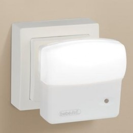 Lampa de veghe Led cu senzor de lumina BebeduE