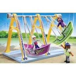 Leagane in forma de barca Playmobil