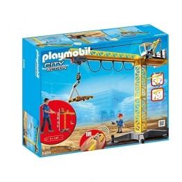 Macara cu telecomanda Playmobil