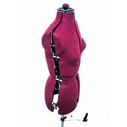 Manechin reglabil de croitorie pentru femei - S (marimi 32-42) - 8 parti Adjustoform