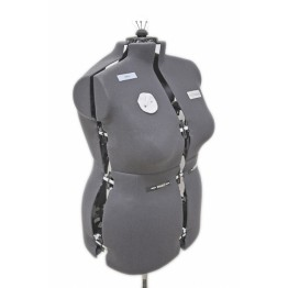 Manechin (bust croitorie) reglabil dama F (marimi mari) - 8 parti Adjustoform