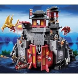 Marele castel Asiatic Playmobil