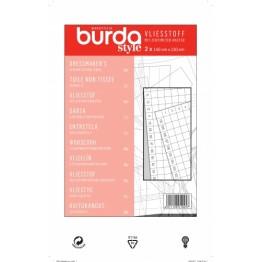 Material textil texturat gridat cm Burda Style