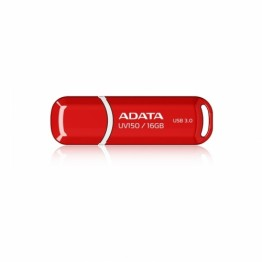Stick memorie USB AData UV150 , 16 GB , USB 3.0 , Rosu