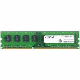 Memorie RAM Crucial 8 GB DDR3 1600 Mhz