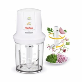 Mini-tocator Tefal Moulinette Compact MB300138, putere 270 W, capacitate 0.25 l
