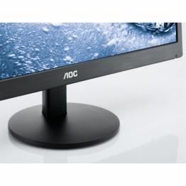 Monitor LED AOC E2070SWN , HD , 19.5 Inch , Panel TN , Negru