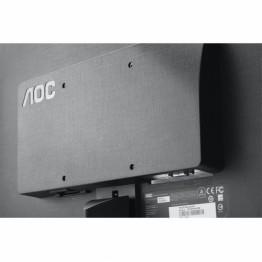 Monitor LED AOC E970SWN , HD , 18.5 Inch , Negru