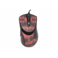 Mouse A4Tech X7 Oscar XL-740K , Laser , 3600 DPI , Gaming , Snake Cover
