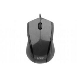 Mouse A4Tech N-400  , V-Track , 1000 DPI , Ambidextru , Gri