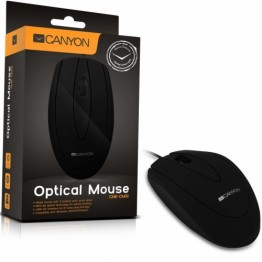 Mouse Canyon Simple 800 DPI Negru