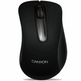 Mouse Canyon CNE-CMS2 , Optic , 800 DPI , Negru
