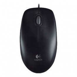 Mouse Logitech B100 , Optic , 800 DPI , Negru