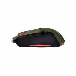 Mouse gaming ThermalTake Tt eSports Theron Battle Edition , 5600 DPI , 8 Butoane , Iluminare LED