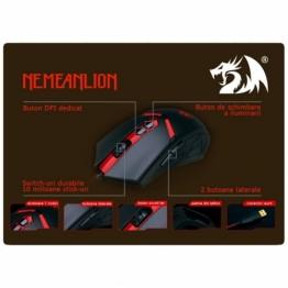 Mouse gaming Redragon Nemeanlion Negru
