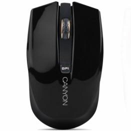 Mouse wireless Canyon CNS-CMSW5B 1280 DPI Negru