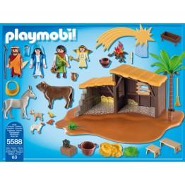 Nasterea Domnului in Iesle Playmobil