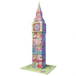 Puzzle 3D Big Ben colorat, 216 piese Ravensburger