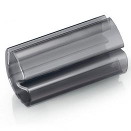 Perie rotativa Philips Dynamic Volume HP8654/00, putere 1000 W, 2 viteze, 3 setari temperatura, negru/roz