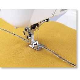 Piciorus pentru atasat snur,paiete, bentita cu latime pana la 5mm