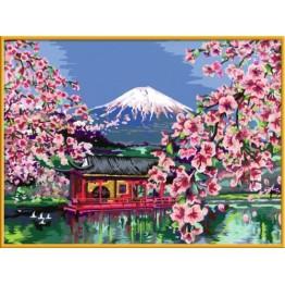 Pictura Pe Numere Japonia Ravensburger