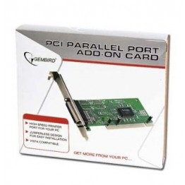 Placa adaptoare PCI 2.1 la Paralel Gembird