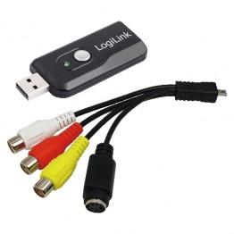 Placa de captura Logilink tip Stick USB