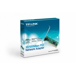 Placa de retea TP-Link 10/100 Mbps TF-3239DL