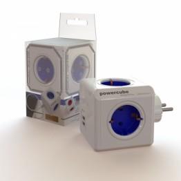 Multipriza Power Cube schuko 4 prize 2 porturi USB