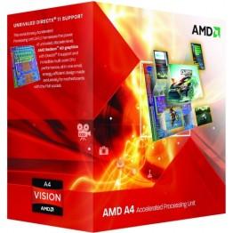 Procesor AMD Vision A4-4000 , Richland , Dual Core , Soclu FM2