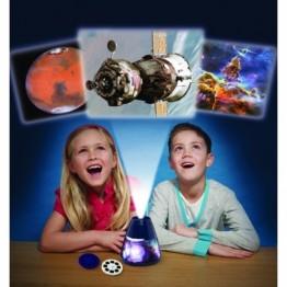 Proiector camera imagini spatiale Space Explorer Brainstorm Toys
